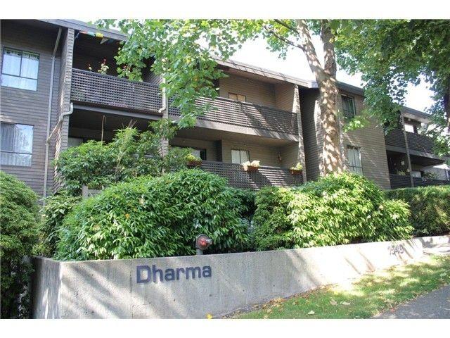 Main Photo: 317 1549 KITCHENER STREET in : Grandview VE Condo for sale (Vancouver East)  : MLS®# V1123526