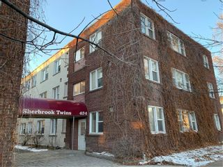Photo 1: 4 434 Sherbrook Street in Winnipeg: West End Condominium for sale (5A)  : MLS®# 202028958