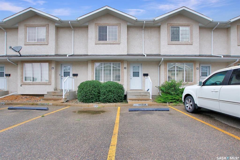 Main Photo: 59 2801 Windsor Park Road in Regina: Windsor Park Residential for sale : MLS®# SK867434