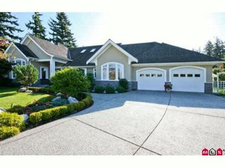 """Photo 1: 13388 23 AV in Surrey: Elgin Chantrell House for sale in """"Chantrell"""" (South Surrey White Rock)  : MLS®# F2922704"""