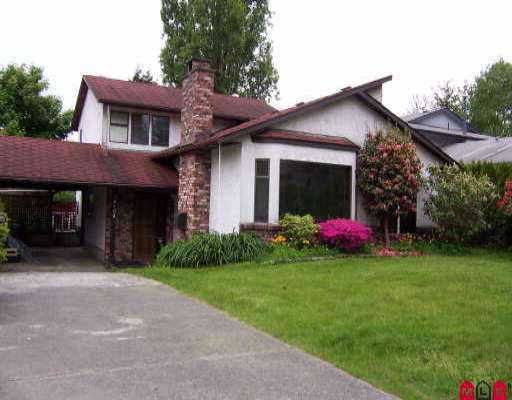 """Main Photo: 14106 73RD Ave in Surrey: East Newton House for sale in """"Nichol Creek"""" : MLS®# F2708103"""
