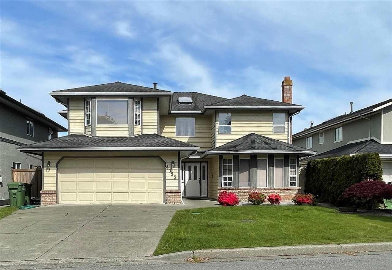 Main Photo: 4755 BRITANNIA Drive in Richmond: Steveston South House for sale : MLS®# R2586785