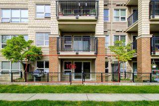 """Photo 1: 106 8600 PARK Road in Richmond: Brighouse Condo for sale in """"Saffron"""" : MLS®# R2573029"""