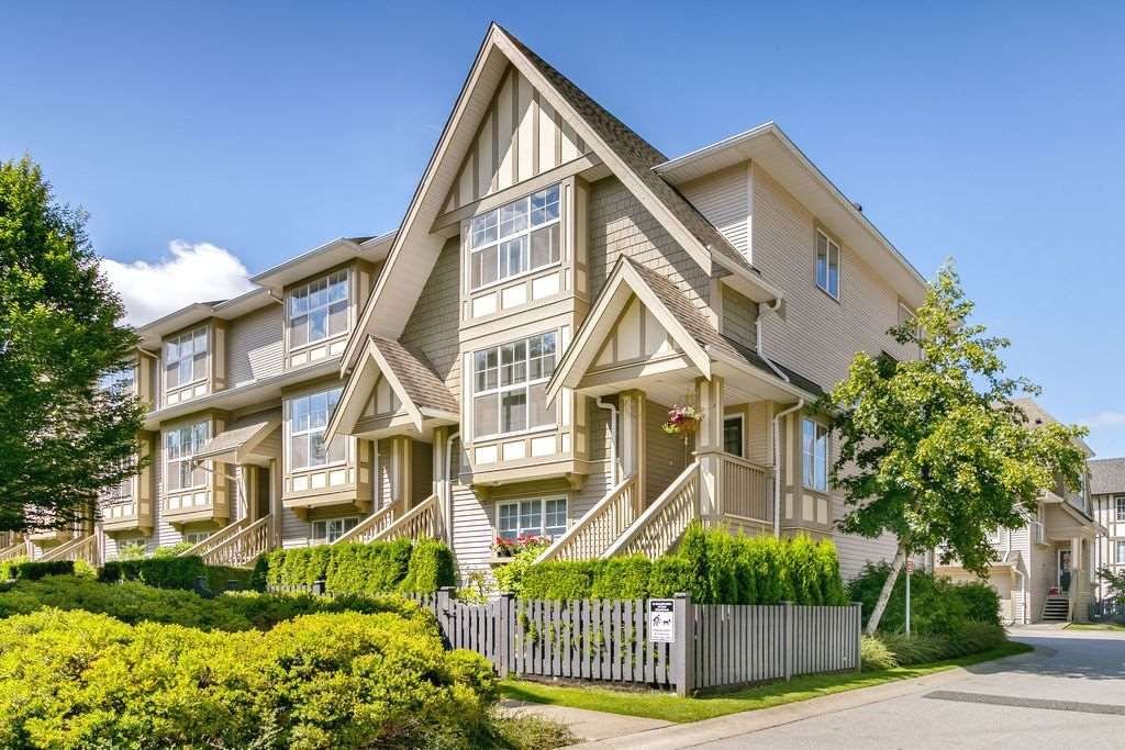 """Main Photo: 41 8089 209 Street in Langley: Willoughby Heights Townhouse for sale in """"ABOREL PARK"""" : MLS®# R2288870"""