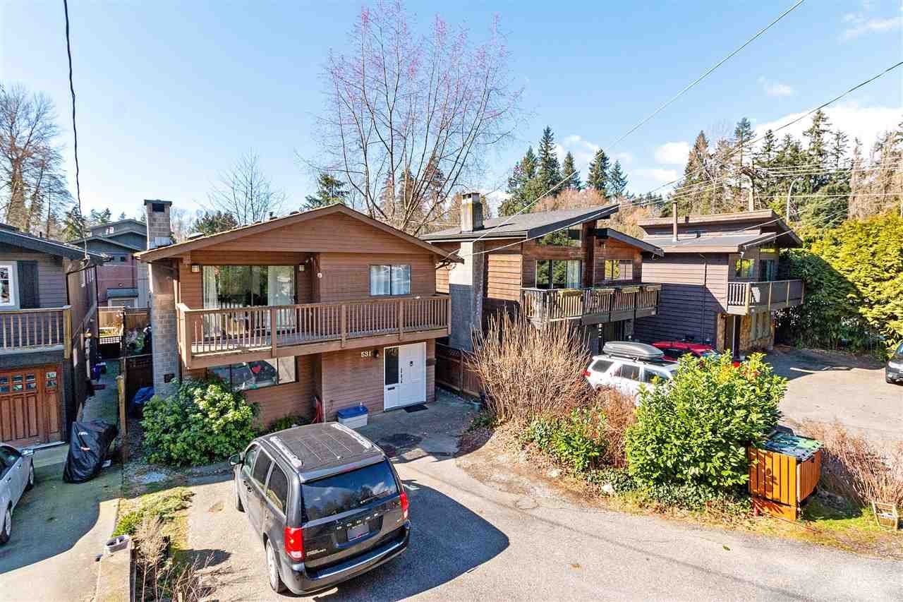 Main Photo: 531 RIVERSIDE Drive in North Vancouver: Seymour NV House for sale : MLS®# R2552542