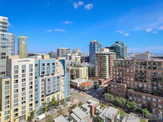 Photo 26: DOWNTOWN Condo for sale : 1 bedrooms : 800 The Mark Ln #1508 in San Diego