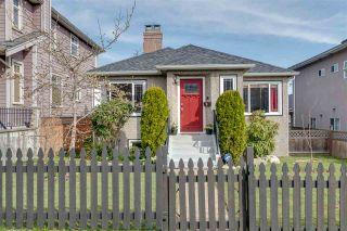 Photo 1: 3127 GRAVELEY STREET in Vancouver: Renfrew VE House for sale (Vancouver East)  : MLS®# R2362345