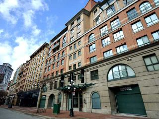Photo 1: 203 55 ALEXANDER Street in Vancouver: Downtown VE Condo for sale (Vancouver East)  : MLS®# V938824