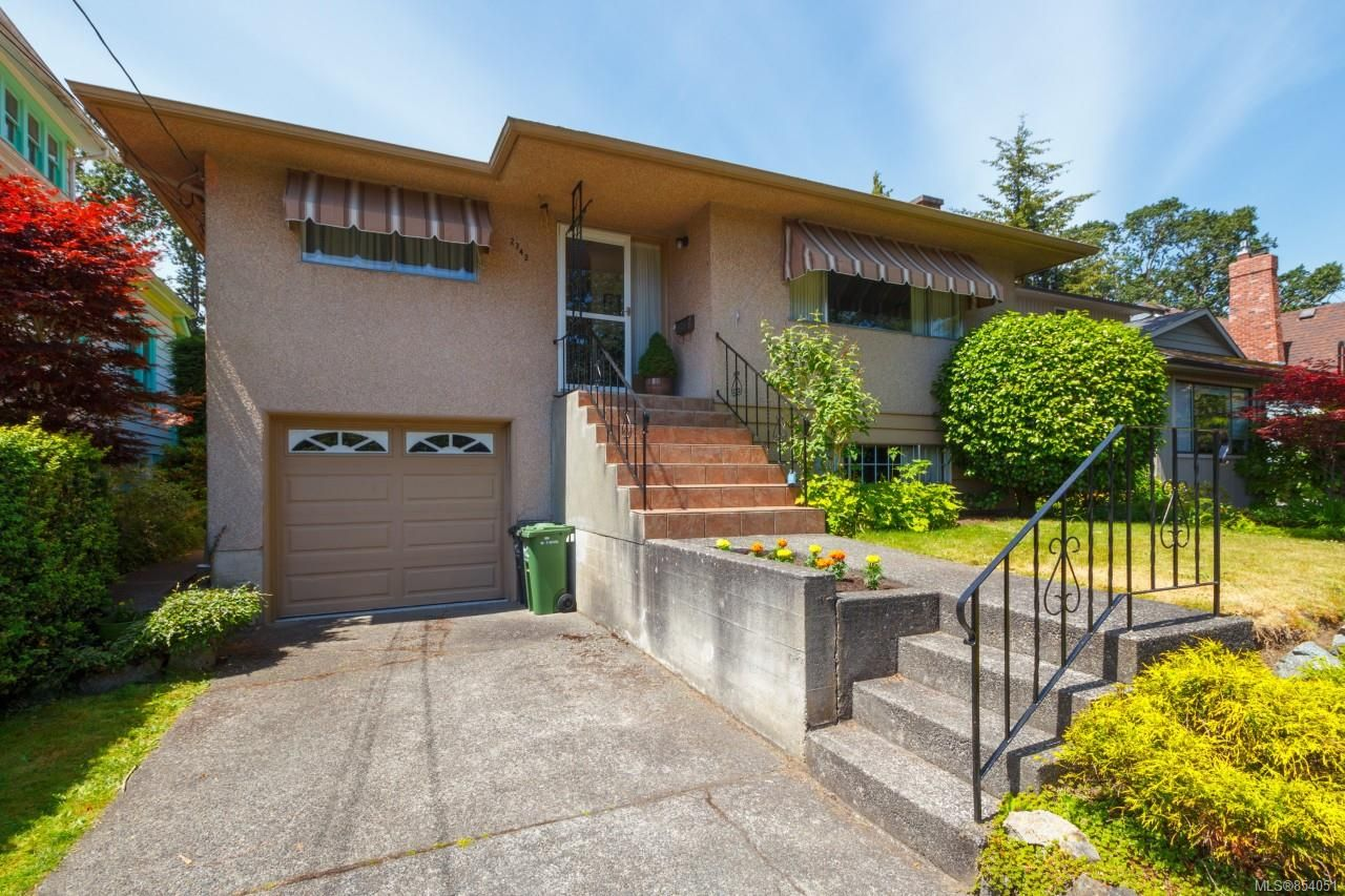 Main Photo: 2742 Roseberry Ave in : Vi Oaklands House for sale (Victoria)  : MLS®# 854051