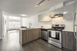 "Photo 1: 419 10688 140 Street in Surrey: Whalley Condo for sale in ""TRILLIUM LIVING"" (North Surrey)  : MLS®# R2558611"