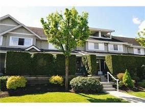 Main Photo: 9 2927 Fremont Street in Port Coquitlam: Riverwood Townhouse for sale : MLS®# V1117643