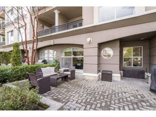 "Photo 28: 109 1185 PACIFIC Street in Coquitlam: North Coquitlam Townhouse for sale in ""CENTREVILLE"" : MLS®# R2573345"
