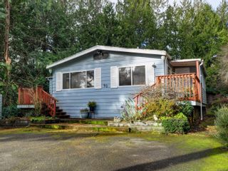 Photo 1: 90 5838 Blythwood Rd in : Sk Saseenos Manufactured Home for sale (Sooke)  : MLS®# 863321