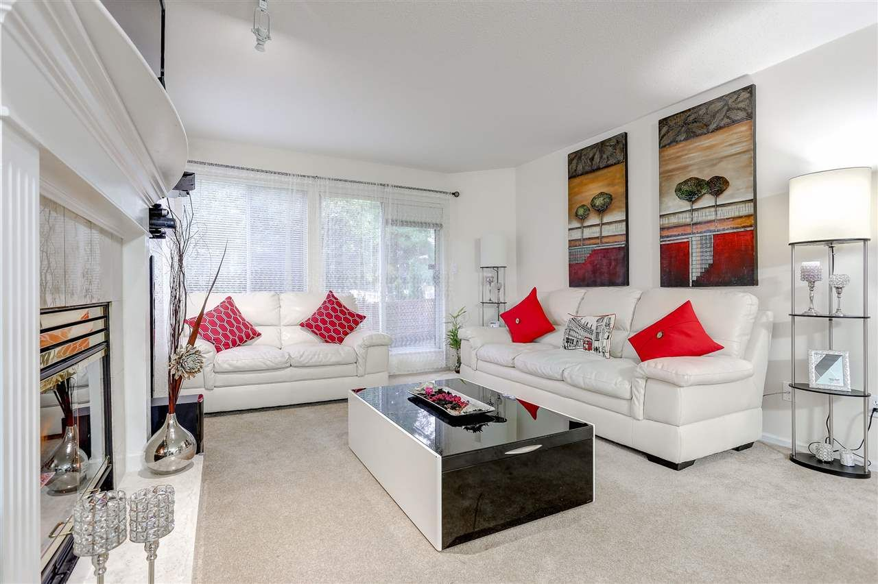 Photo 3: Photos: 104 1167 PIPELINE Road in Coquitlam: New Horizons Condo for sale : MLS®# R2117787