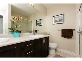 "Photo 12: 403 2368 MARPOLE Avenue in Port Coquitlam: Central Pt Coquitlam Condo for sale in ""RIVER ROCK LANDING"" : MLS®# V1101587"