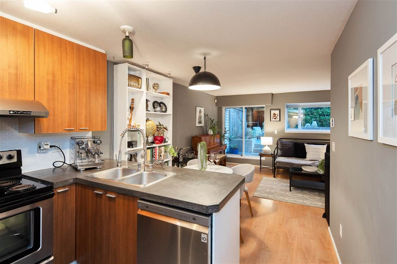 """Photo 8: Photos: 102 788 E 8TH Avenue in Vancouver: Mount Pleasant VE Condo for sale in """"Chelsea Court"""" (Vancouver East)  : MLS®# R2515993"""