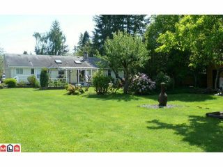 Photo 2: 16909 23RD Avenue in Surrey: Pacific Douglas House for sale (South Surrey White Rock)  : MLS®# F1014660
