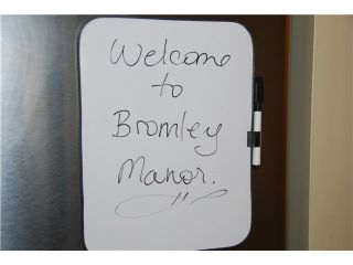 """Photo 14: 302 450 BROMLEY Street in Coquitlam: Coquitlam East Condo for sale in """"BROMLEY MANOR"""" : MLS®# V1109047"""
