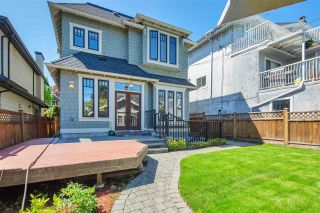 Photo 39: 4509 W 8TH Avenue in Vancouver: Point Grey House for sale (Vancouver West)  : MLS®# R2588324