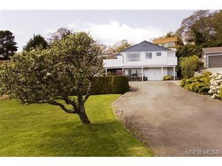 Photo 1: 3568 Cedar Hill Rd in VICTORIA: SE Cedar Hill House for sale (Saanich East)  : MLS®# 535988