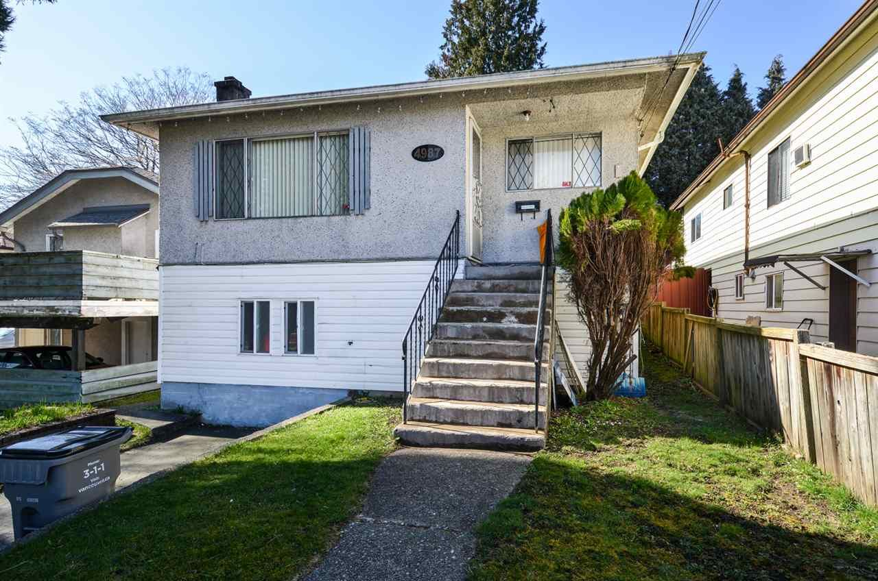 Main Photo: 4987 HOY Street in Vancouver: Collingwood VE House for sale (Vancouver East)  : MLS®# R2561078