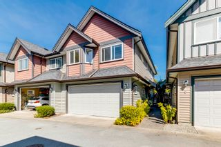 """Photo 1: 7 11100 NO. 1 Road in Richmond: Steveston South Townhouse for sale in """"BRITANIA COURT"""" : MLS®# R2608999"""