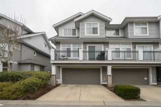 "Photo 1: 116 20449 66 Avenue in Langley: Willoughby Heights Townhouse for sale in ""Nature's Landing"" : MLS®# R2348653"