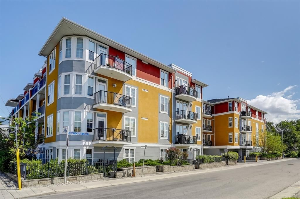 Main Photo: 210 208 Holy Cross Lane SW in Calgary: Mission Apartment for sale : MLS®# A1026113