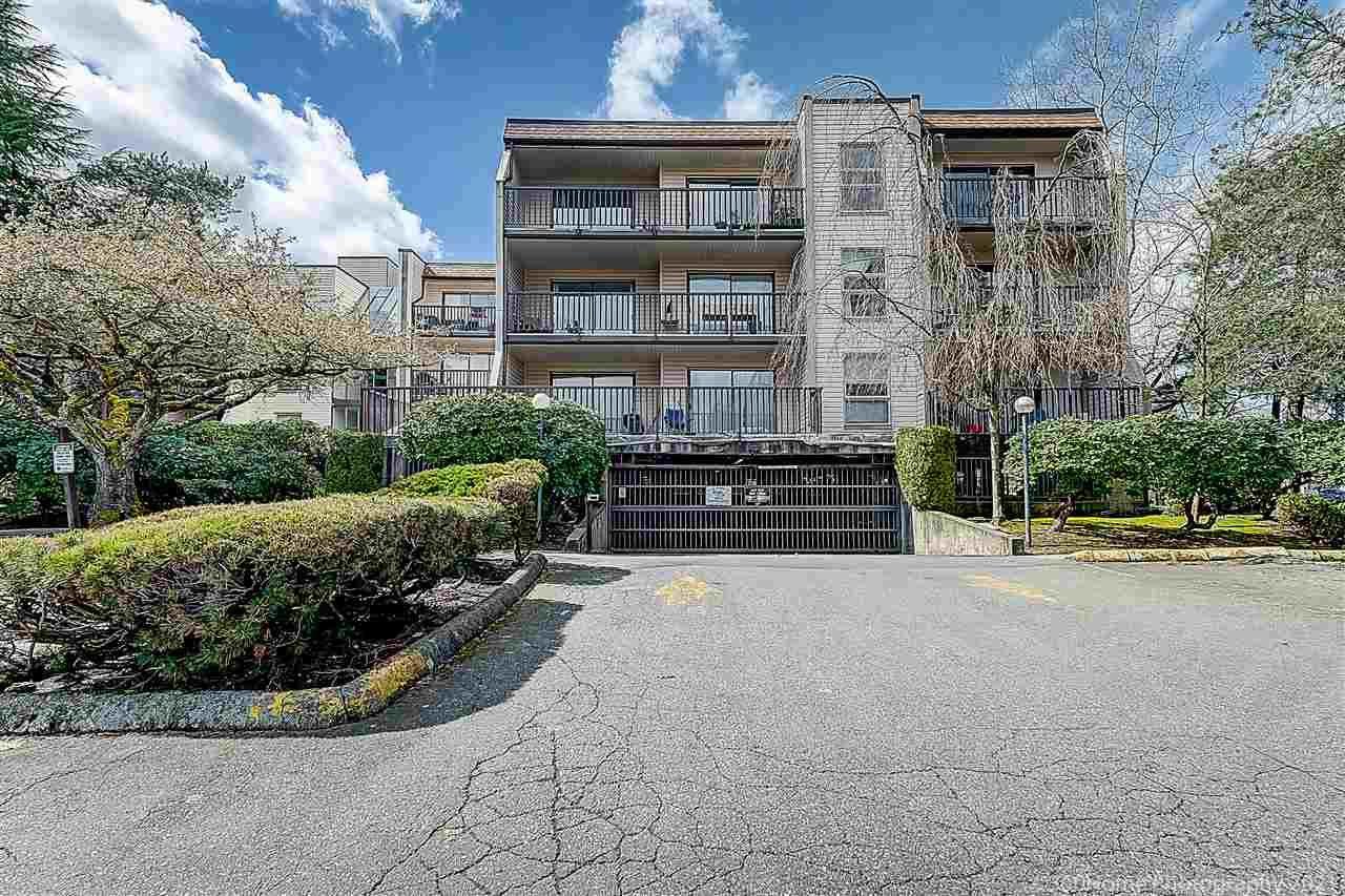 """Main Photo: 211 15238 100 Avenue in Surrey: Guildford Condo for sale in """"Cedar Grove"""" (North Surrey)  : MLS®# R2565495"""