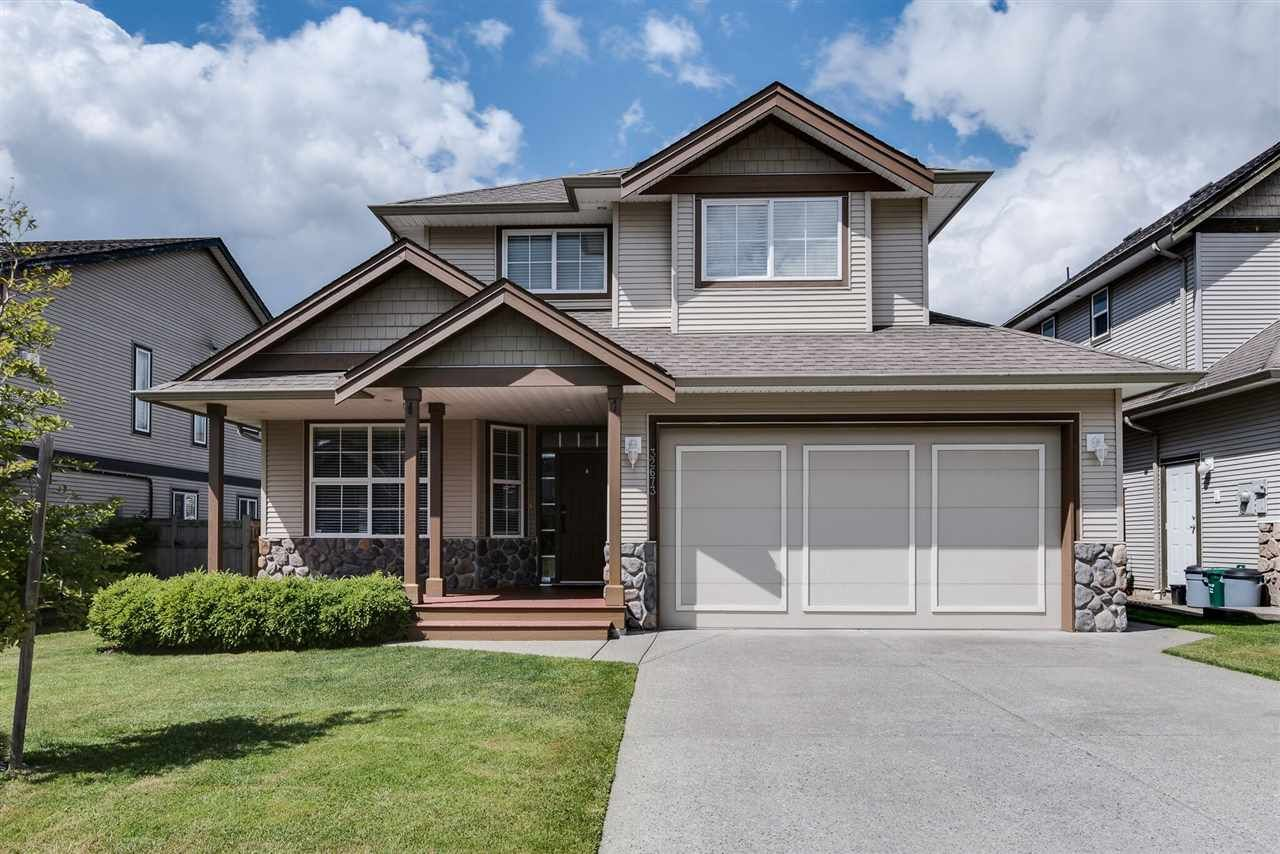 Main Photo: 32673 HOOD AVENUE in : Mission BC House for sale : MLS®# R2284629