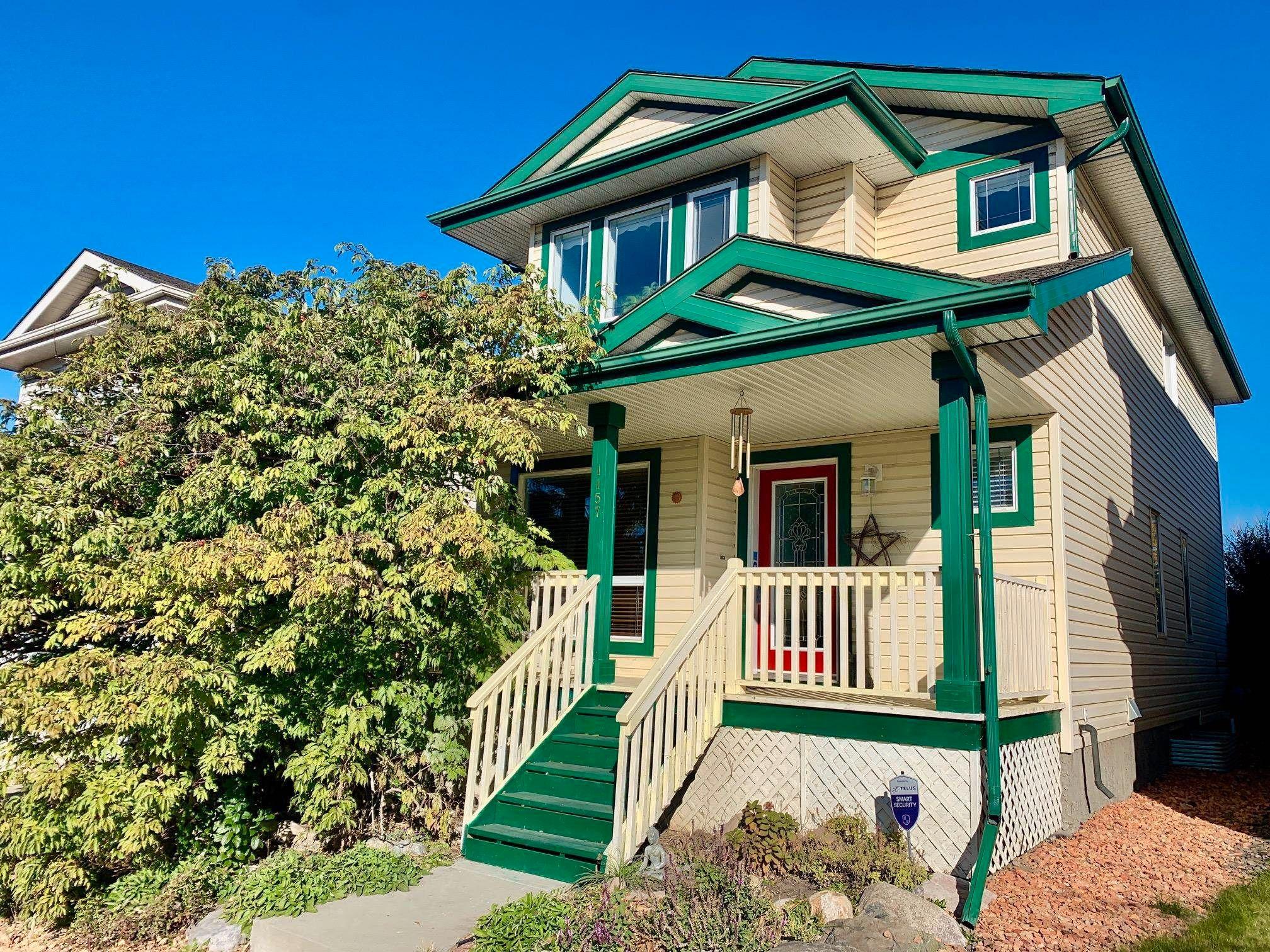 Main Photo: 1157 HYNDMAN Road NW in Edmonton: Zone 35 House for sale : MLS®# E4266521