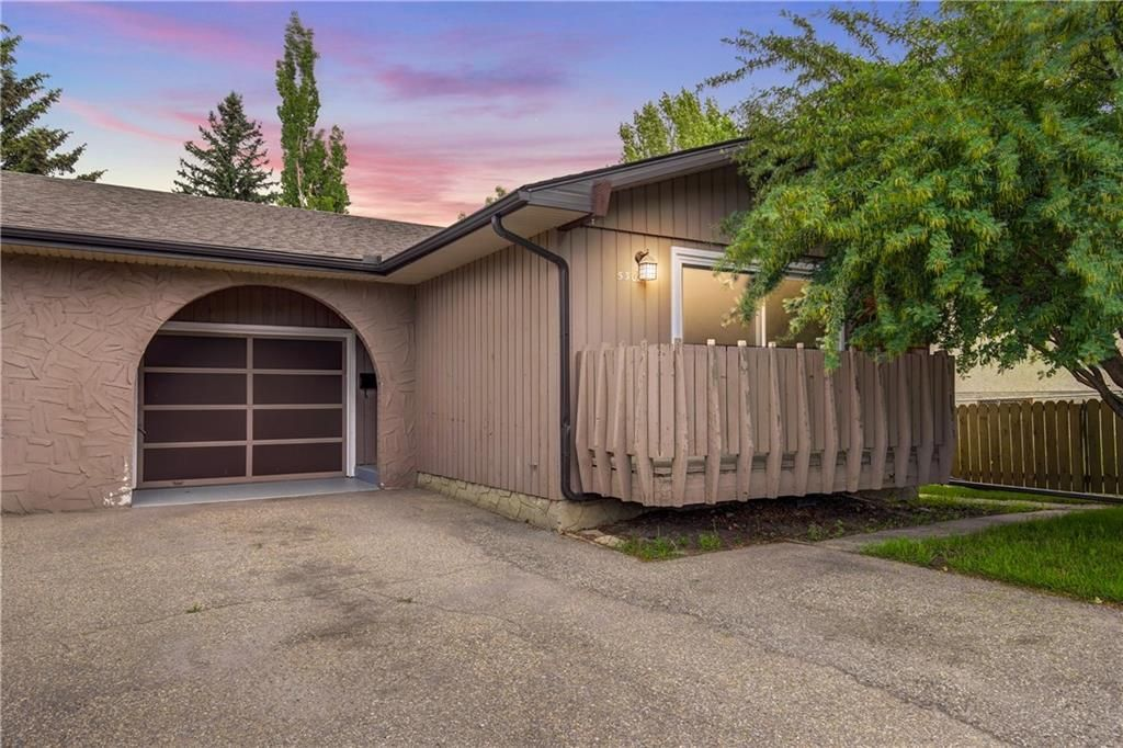 Main Photo: 5302 32 Avenue NW in Calgary: Montgomery House for sale : MLS®# C4193224
