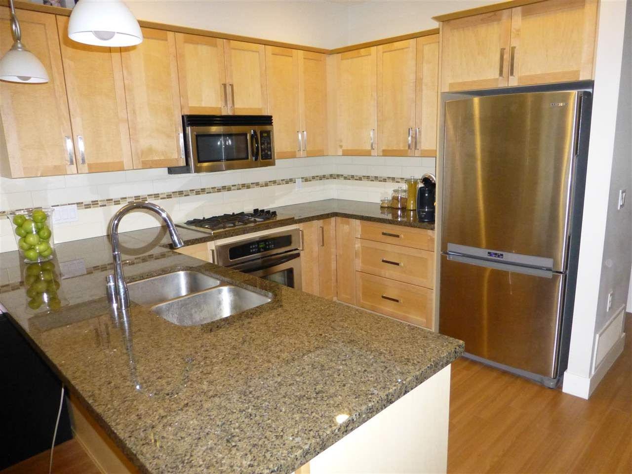 """Main Photo: 47 22865 TELOSKY Avenue in Maple Ridge: East Central Townhouse for sale in """"WINGSONG"""" : MLS®# R2108327"""