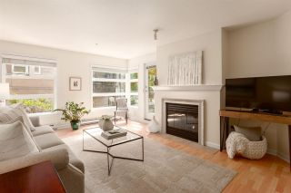 """Photo 2: 202 2181 W 12TH Avenue in Vancouver: Kitsilano Condo for sale in """"The Carlings"""" (Vancouver West)  : MLS®# R2579636"""