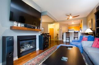 "Photo 3: 210 2263 REDBUD Lane in Vancouver: Kitsilano Condo for sale in ""TROPEZ"" (Vancouver West)  : MLS®# R2162579"
