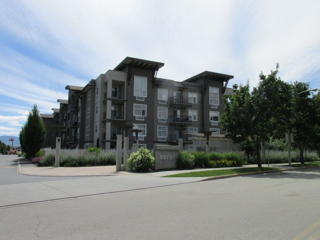 Main Photo: #410 533 Yates Road in Kelowna: North Glenmore Condo for sale : MLS®# 10114546