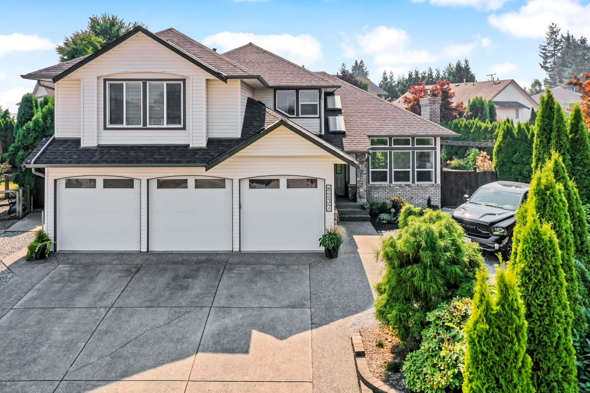 Main Photo: 8237 HAFFNER Terrace in Mission: Mission BC House for sale : MLS®# R2609150