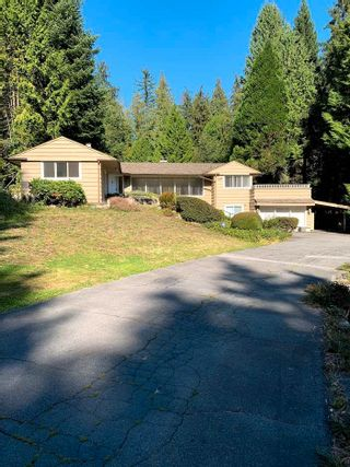Photo 1: 533 HADDEN Drive in West Vancouver: British Properties House for sale : MLS®# R2563092