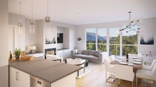 Photo 3: 111 41328 SKYRIDGE PLACE in Squamish: Home for sale : MLS®# R2213182