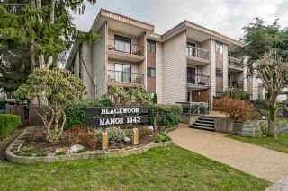 "Main Photo: 210 1442 BLACKWOOD Street: White Rock Condo for sale in ""BLACKWOOD MANOR"" (South Surrey White Rock)  : MLS®# R2543194"