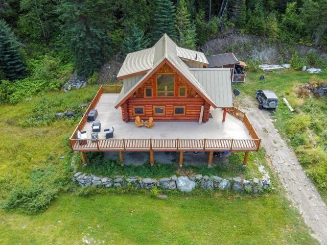 Main Photo: 5980 HEFFLEY-LOUIS CREEK Road in Kamloops: Heffley House for sale : MLS®# 160771