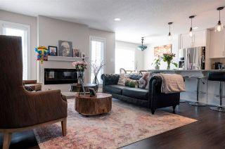 Photo 4: 7247 Armour Crescent SW in Edmonton: Zone 56 House Half Duplex for sale : MLS®# E4240443