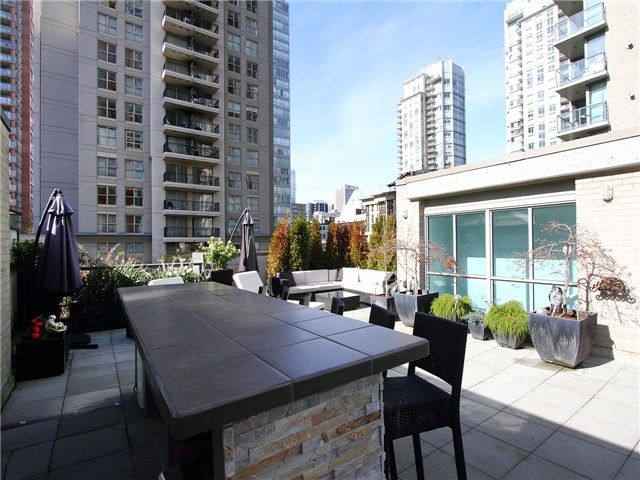 Photo 14: Photos: # 310 928 RICHARDS ST in Vancouver: Yaletown Condo for sale (Vancouver West)  : MLS®# V1057838