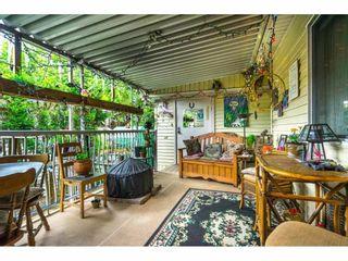 """Photo 26: 20 8078 KING GEORGE Boulevard in Surrey: Bear Creek Green Timbers House for sale in """"BRAESIDE"""" : MLS®# R2583580"""