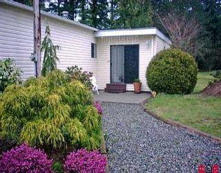 Photo 2: 19680 18TH AV in Langley: Home for sale : MLS®# F2605138