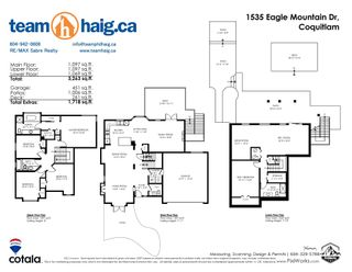 Photo 40: 1535 EAGLE MOUNTAIN Drive in Coquitlam: Westwood Plateau House for sale : MLS®# R2601785
