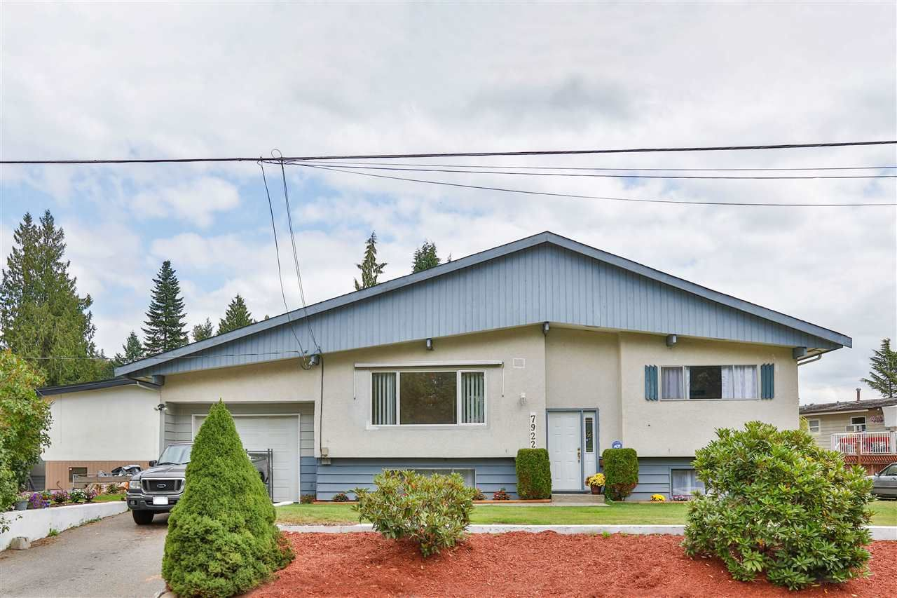 Main Photo: 7922 WREN STREET in : Mission BC House for sale : MLS®# R2416999