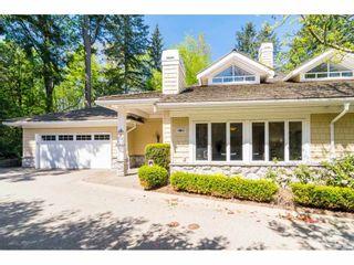 Photo 1: 9 3225 MORGAN CREEK WAY in Surrey: Morgan Creek Townhouse for sale (South Surrey White Rock)  : MLS®# R2365268