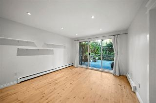 """Photo 11: 120 3875 W 4TH Avenue in Vancouver: Point Grey Condo for sale in """"LANDMARK JERICHO"""" (Vancouver West)  : MLS®# R2589718"""