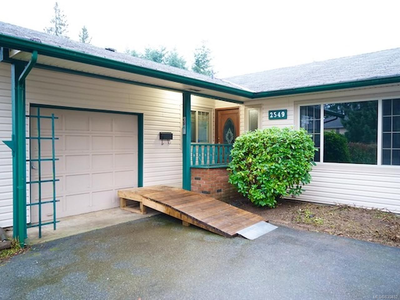 Main Photo: 2549 Labieux Rd in NANAIMO: Na Diver Lake House for sale (Nanaimo)  : MLS®# 830452